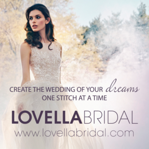lovella bridal featured ad on The Anna Report